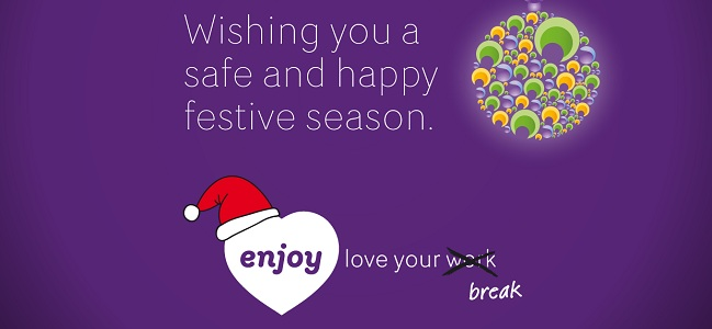 Merry Christmas from MYOB