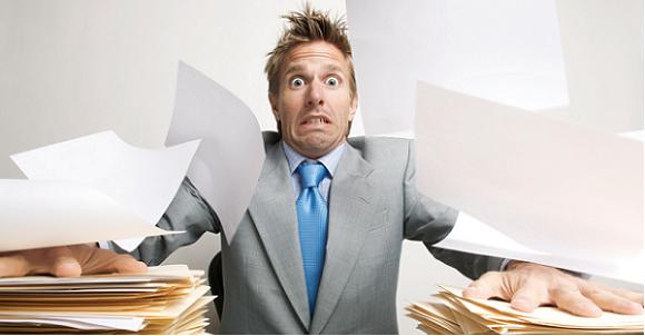Crazy workload?