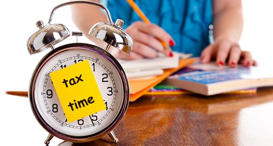 Tax time EOFY