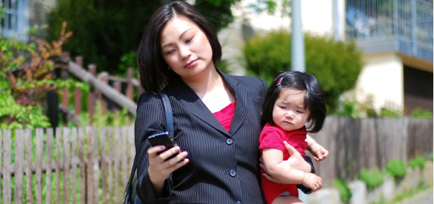 Working mothers and small business