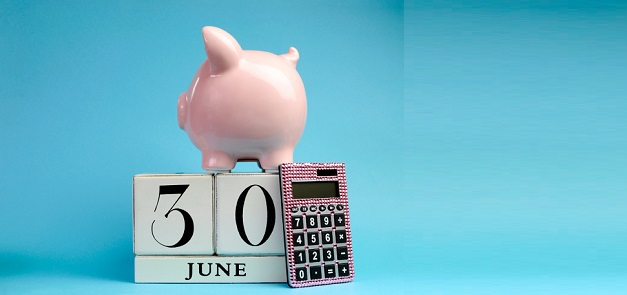 End of financial year deadline