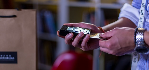 credit card payment with PIN