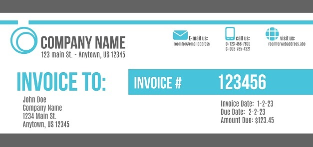 Short History Of Cool Invoices