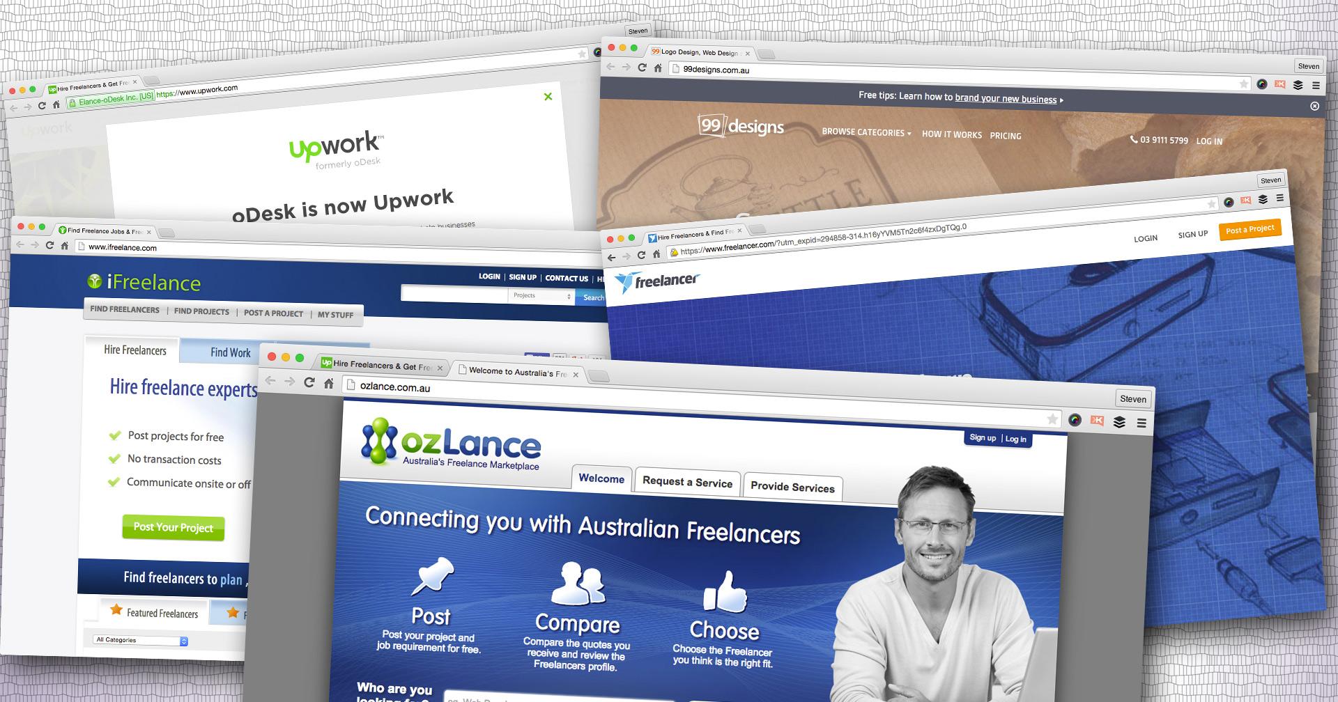 top websites in australia