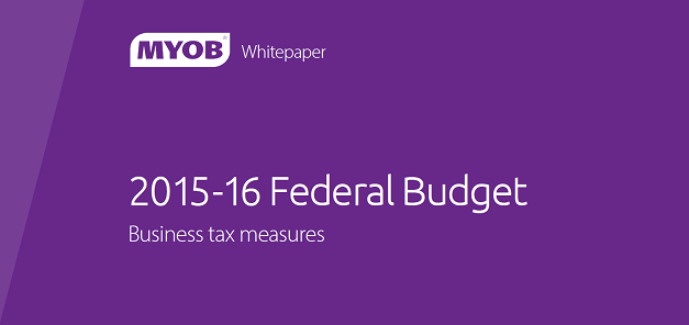 Federal Budget Whitepaper