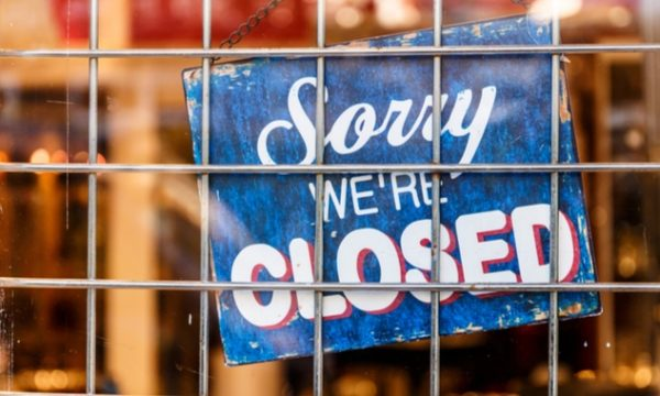 Impacts of a holiday closure on business.