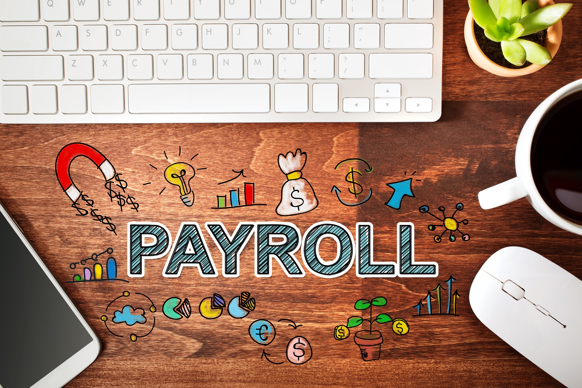 Smarter payroll saves you time, hassle and stress