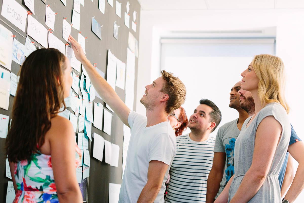 Establishing craftsmanship culture in a team