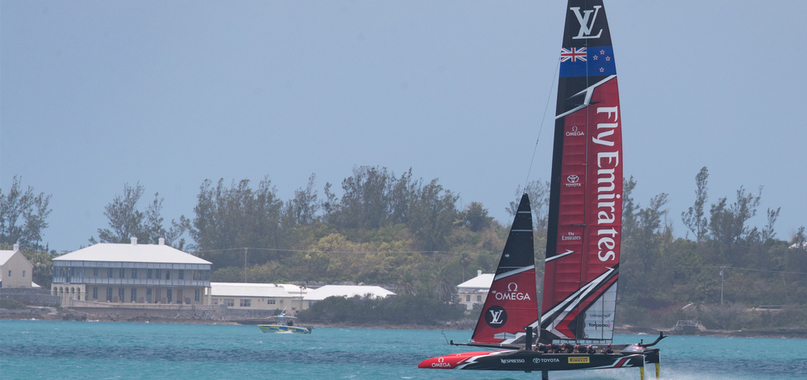 4 business innovation lessons from the America's Cup