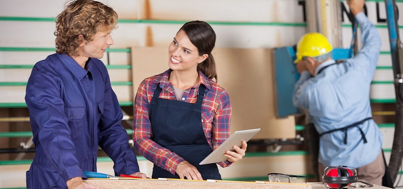 Building your tradie business? These four people are essential on your team