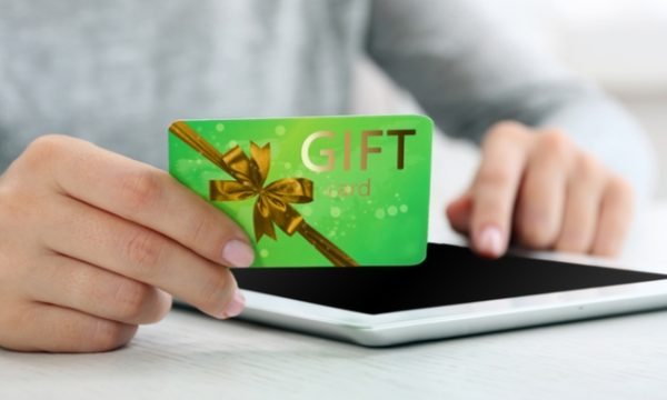 Now's the time to take a second look at your business gift cards
