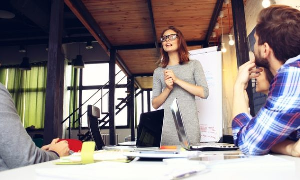 How to pitch products and services