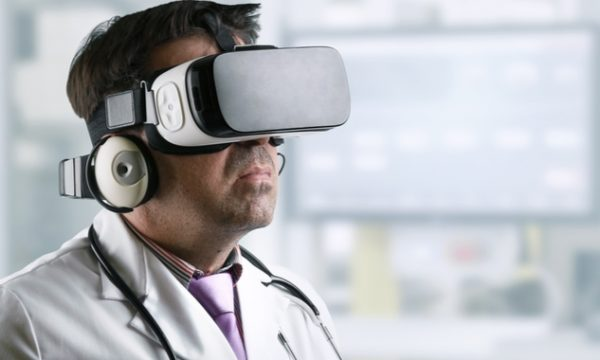 VR brings healthcare training into the future
