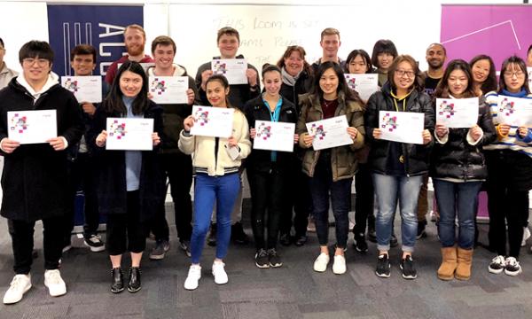 NZ university students