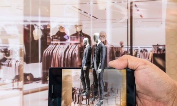 Tech trends in the retail industry.