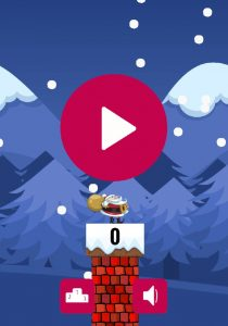 Play Stick Santa and win up to $500!
