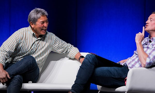 Guy Kawasaki's advice for entrepreneurs.