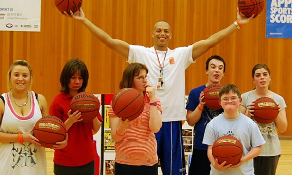 Helping Hoops – Turning basketball into a giving game