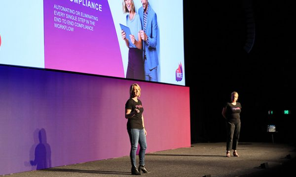 MYOB INCITE 2019 Showcase – Connected Practice vision takes shape