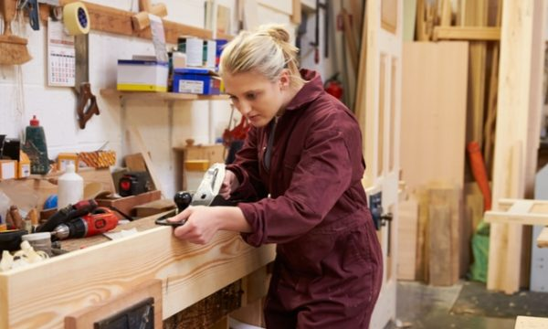 Calling all lady tradies: Here are 4 tips to help you get ahead in 2019