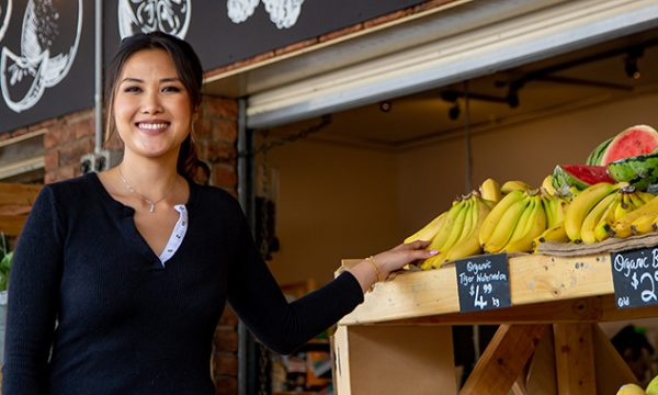 Diana Chan recipe for success