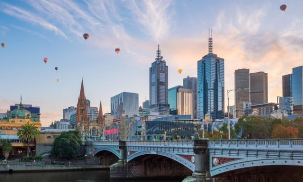 Visit Melbourne for MYOB Partner Connect 2019