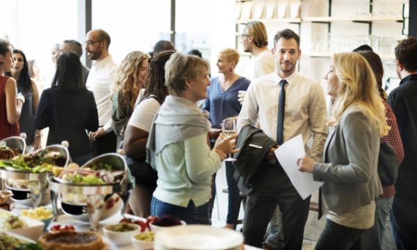 Getting the most out of hosting a business event