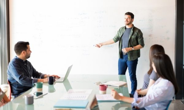 Pitch perfect: How to land new business deals
