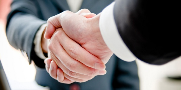 Merger Handshake
