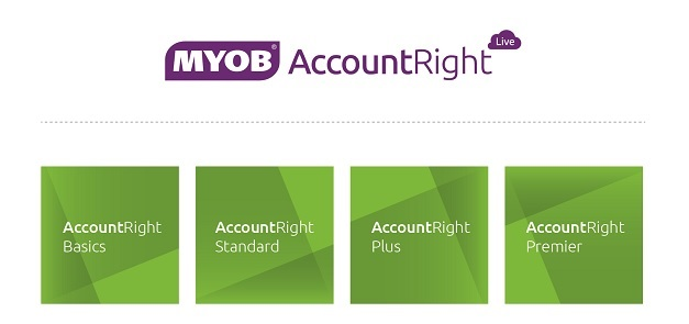 MYOB AccountRight 2014