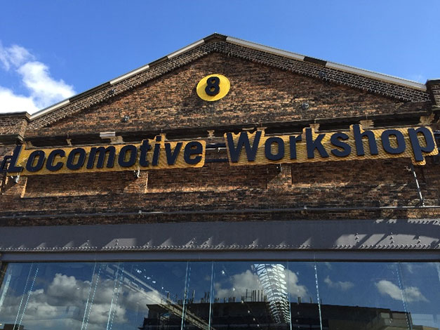 Locomotive Workshop