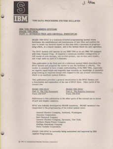 IBM 9PAC manual