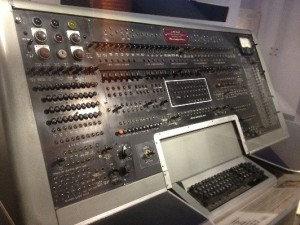 One of the very first Univac installations