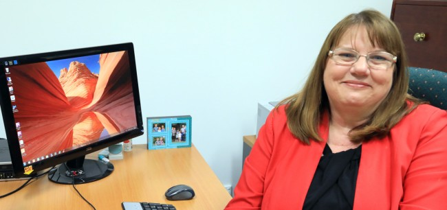 Wanda Reynolds is passionate about security for her clients