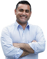 NSW Minister for Small Business, John Barilaro