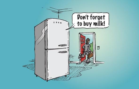 Smarter fridge - 380h
